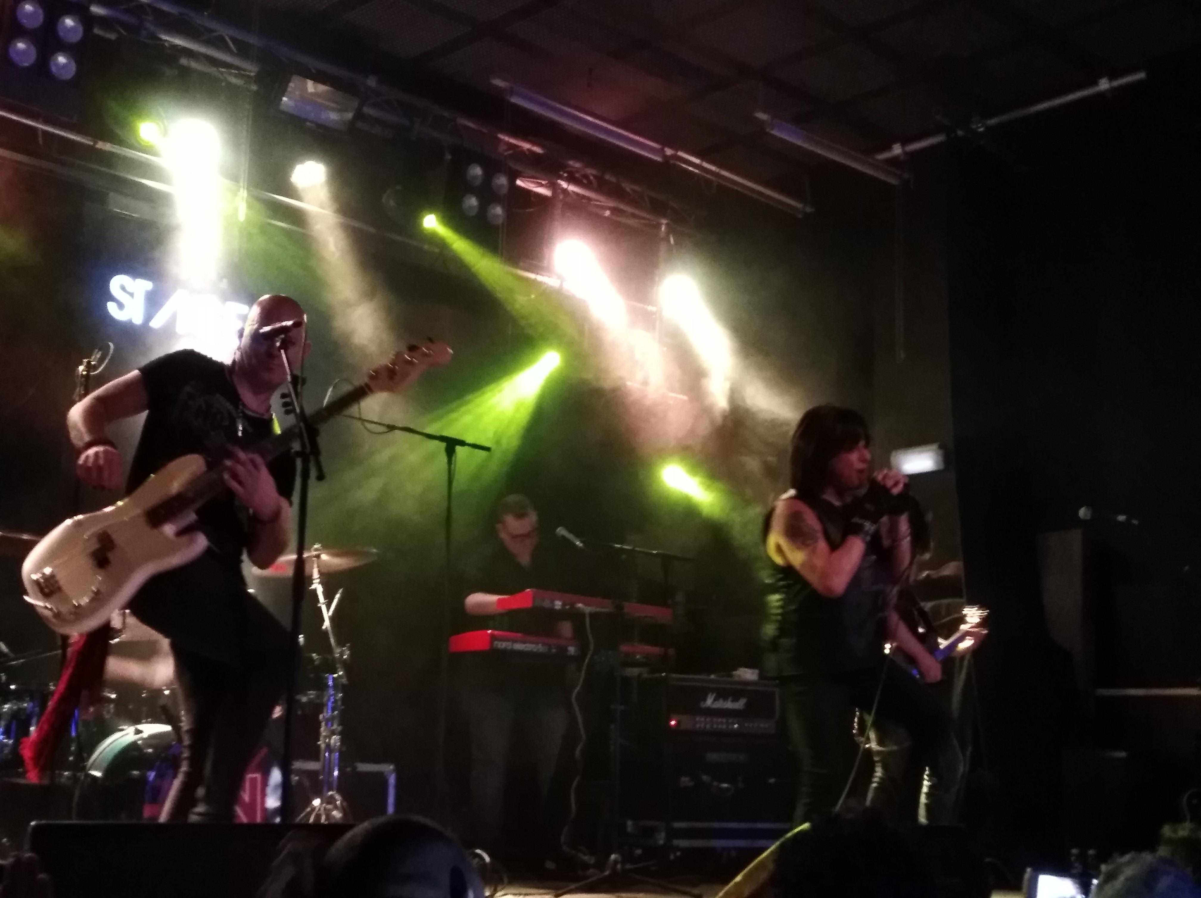 Joe Lynn Turner Sala Stage Bilbao