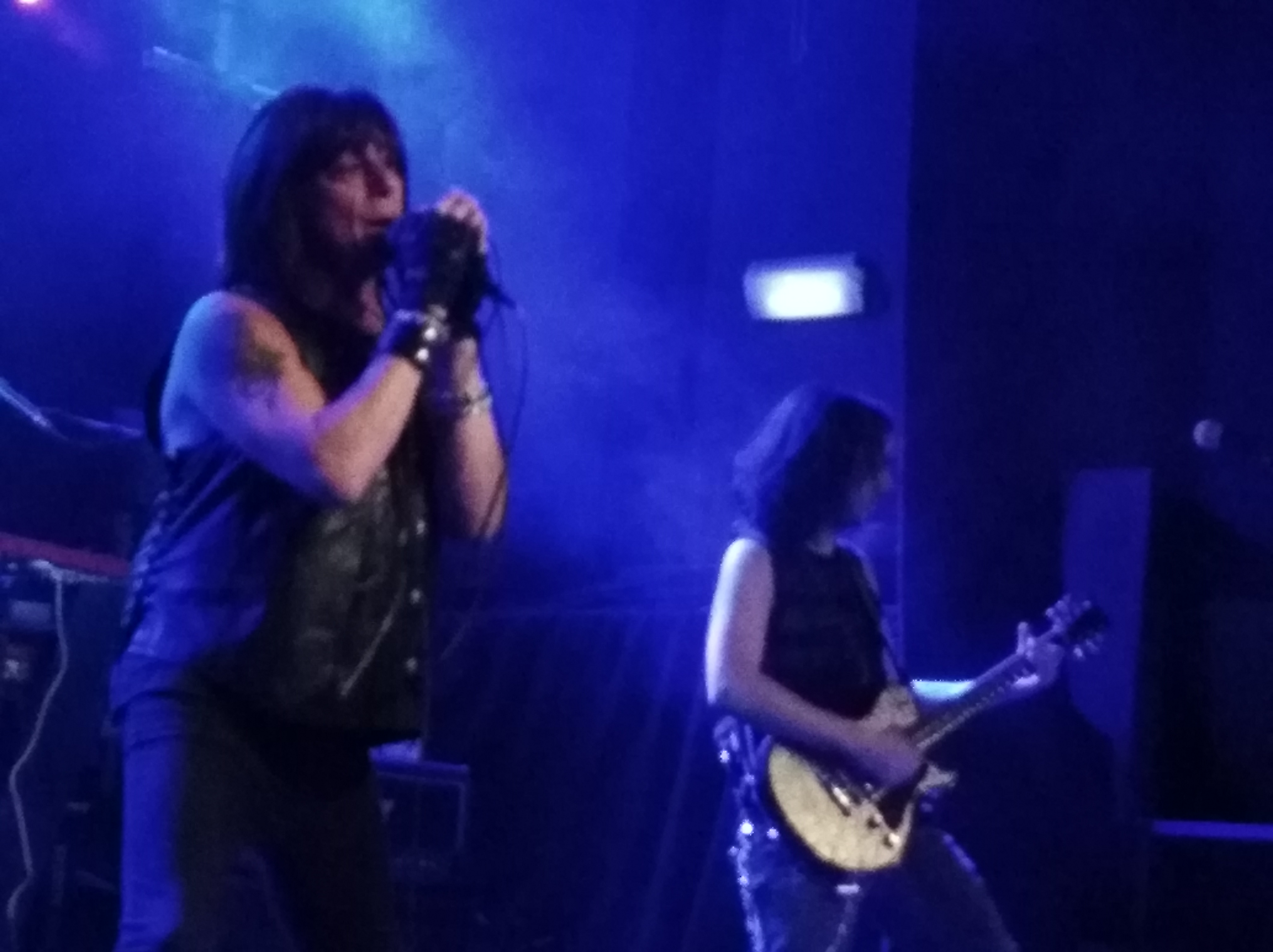 Joe Lynn Turner Sala Stage Bilbao 2
