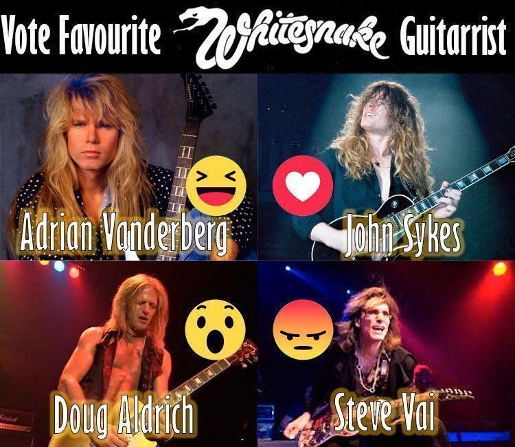 WS Guitarrist Poll