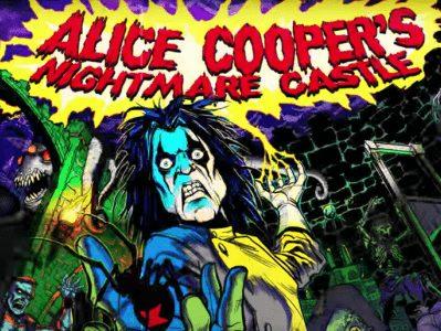 Pinball Alice Cooper