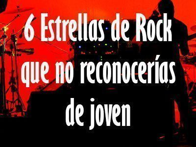 6RockStarsJovenes