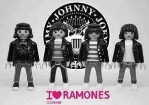 Clic Playmobil Ramones