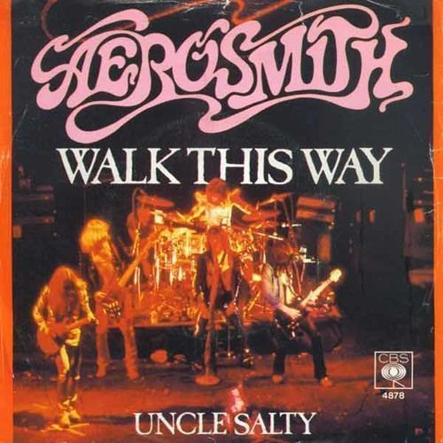 aersomith walk this way rock and blog