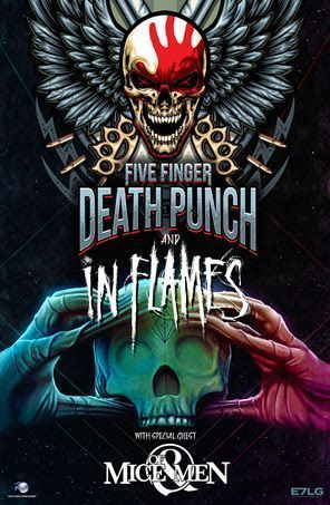 in flames five finger death punch