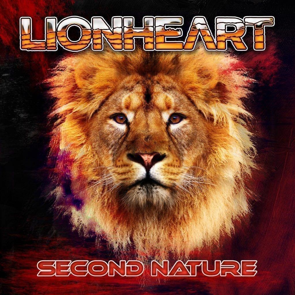 Lionheart_Second_Nature_cover