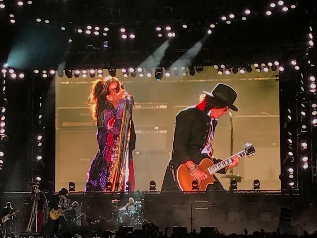 Rock and Blog Crónica de Aerosmith en Madrid 3