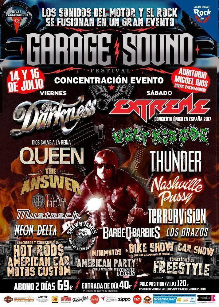 cartel garage sound festival rock and blog