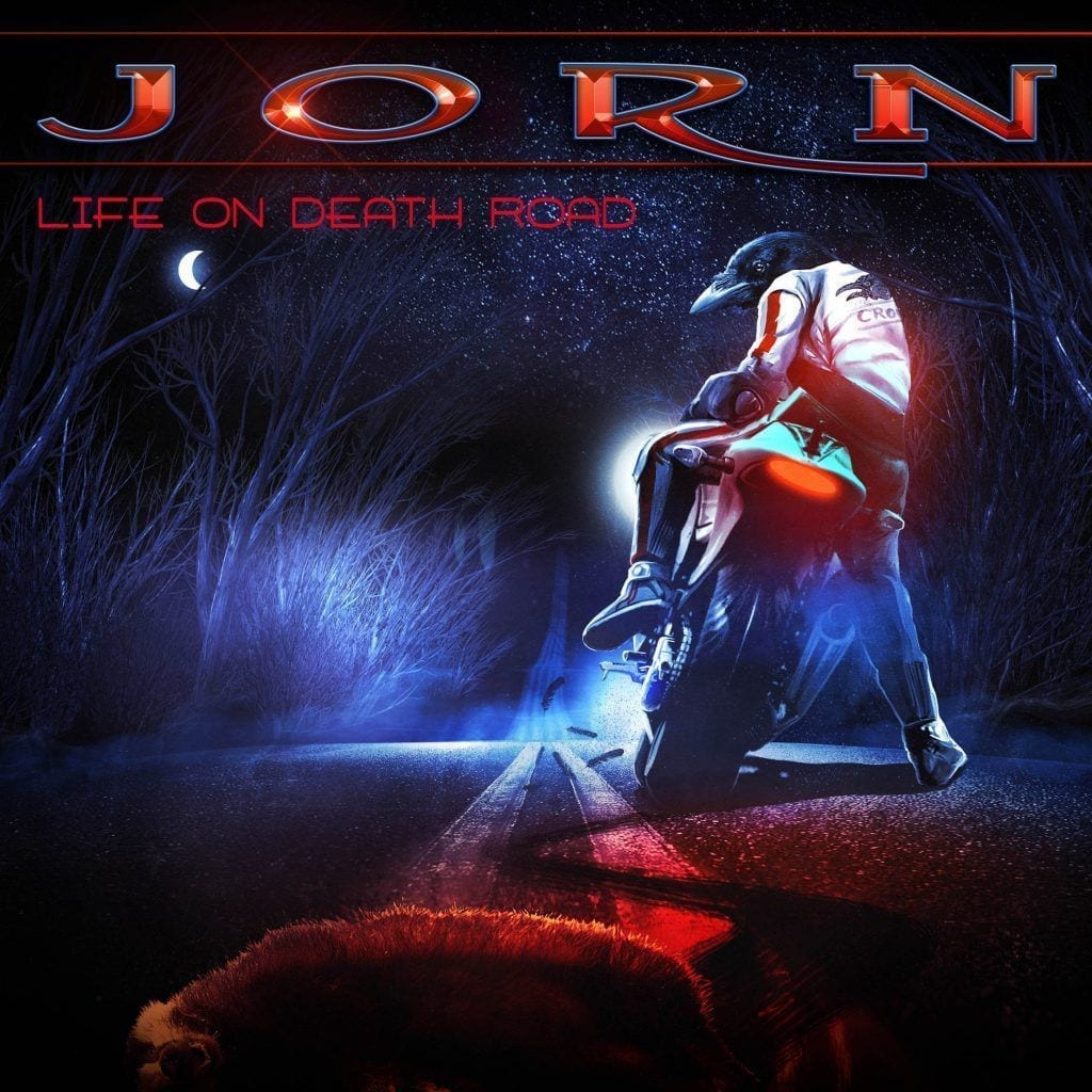 cover life on the death road jhorn