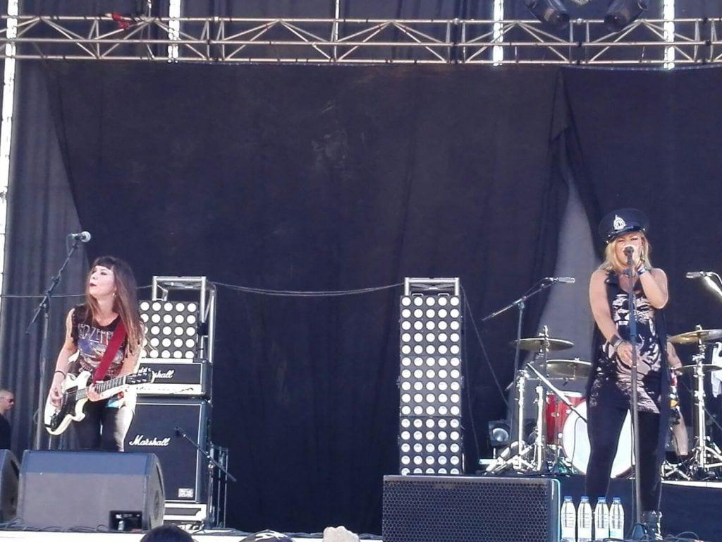 cronicas de rock and blog barbies garage sound festival