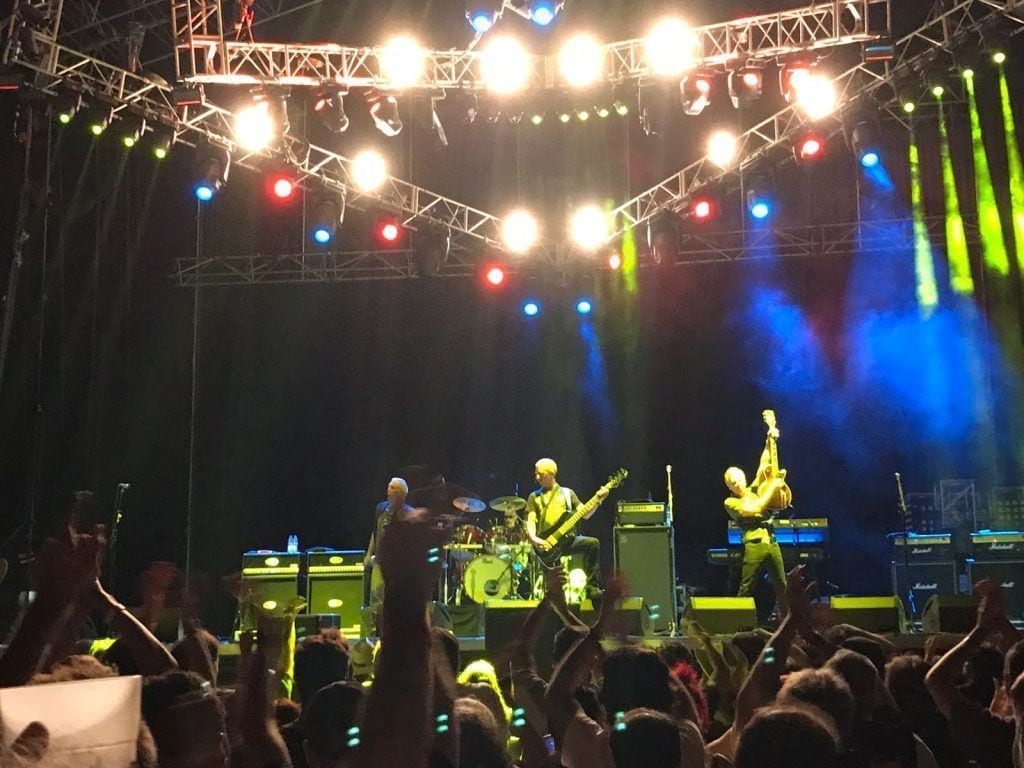 cronicas de rock and blog thunder garage sound festival