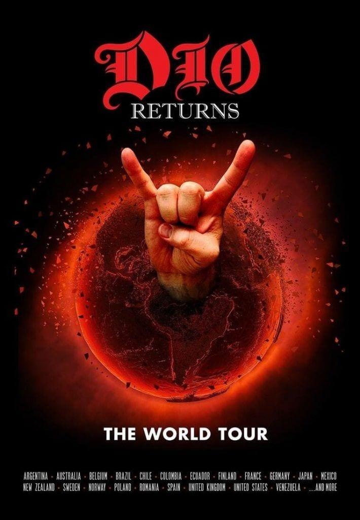 noticias de rock dio returns