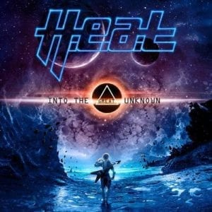 portada heat Into The Great Unknown