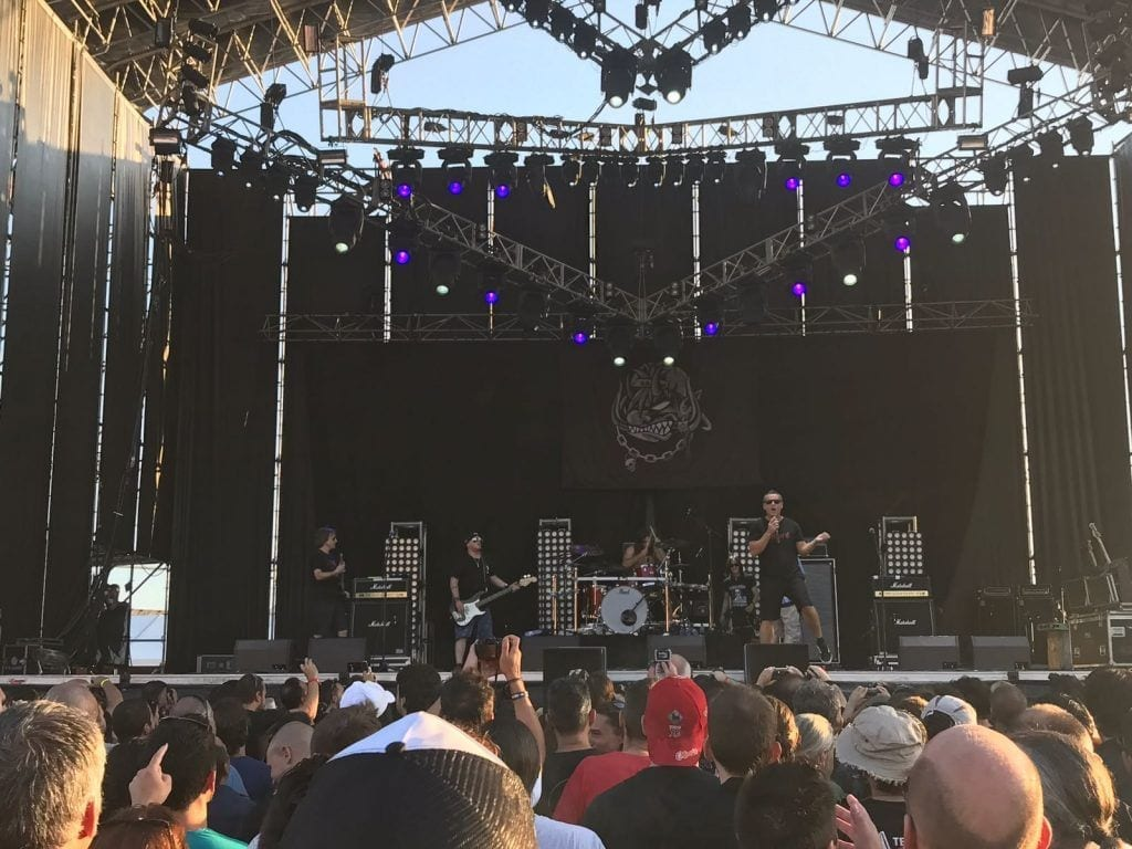 rock and blog en garage sound festival 2