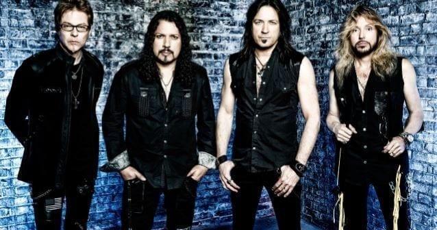 noticias de rock tim gaines leaves stryper