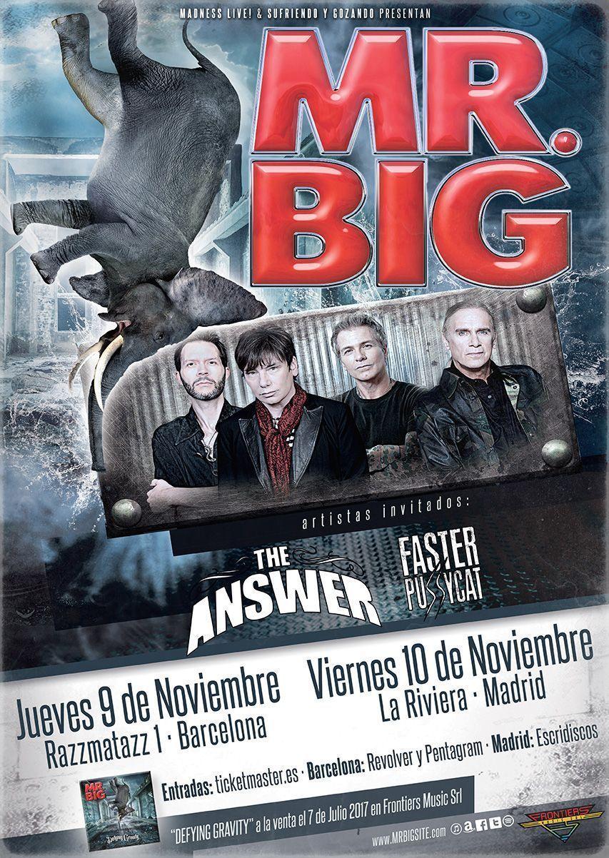 cartel mr big 2017