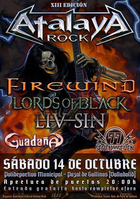 noticias de rock and blog atalaya rock cartel