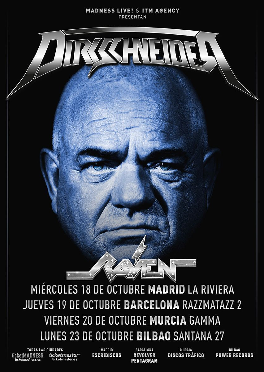 rock and blog Dirkschneider