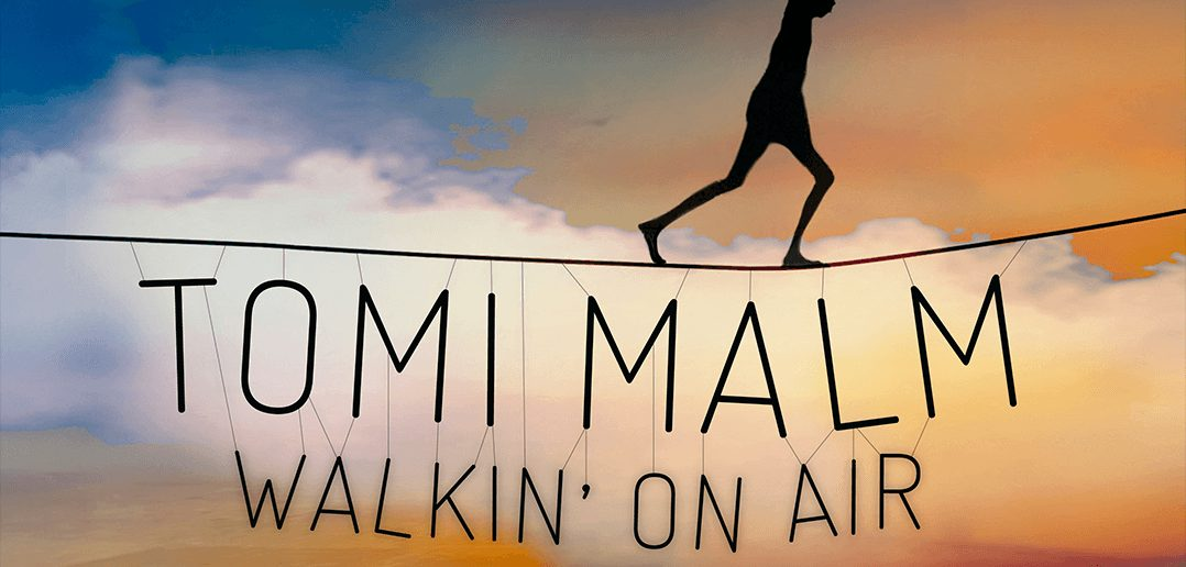 tomi-malm-walking-on-air-cover
