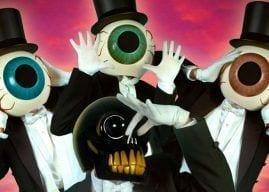 El ojo que todo lo ve: The Residents