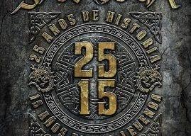Gira 25 aniversario de SARATOGA