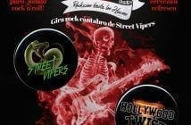 Noticias de Rock and Blog Street Vipers Hollywood Twist 2