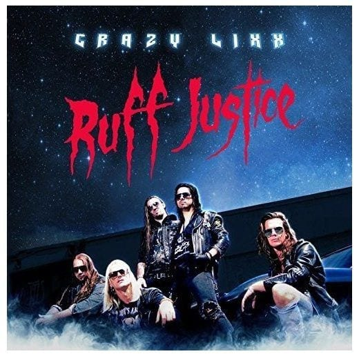 crazy lixx ruff justice cover best of rock