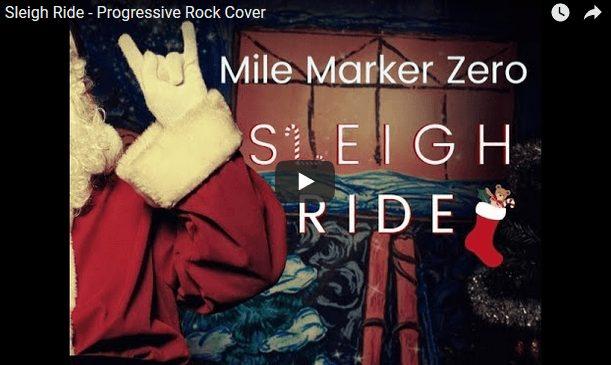 mile marker zero version navidad