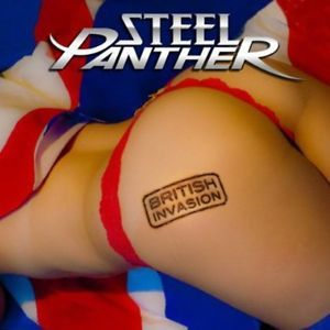 steel panther british invasion