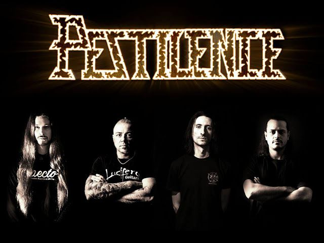 pestilence rock and blog
