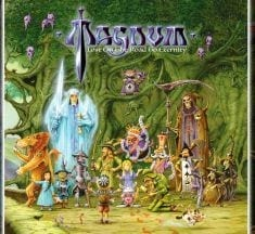 """Review. MAGNUM -""""Lost on the Road to Eternity"""""""