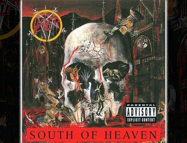 "Reviews de clásicos. SLAYER  -""SOUTH OF HEAVEN"""
