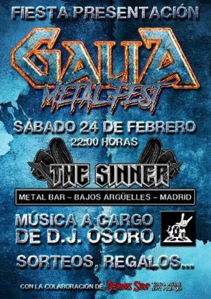 fiesta de presentacion galia metal fest 2018