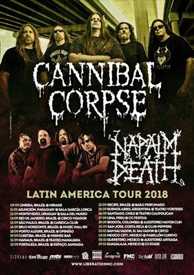 LATIN AMERICAN TOUR 2018