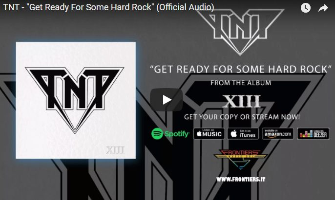 Noticias de Rock: TNT nuevo tema rock and blog