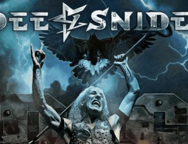 """Más información de lo nuevo de DEE SNIDER – """"For The Love of Metal"""""""