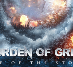 "Review. BURDEN OF GRIEF- ""Eye Of The Storm"""