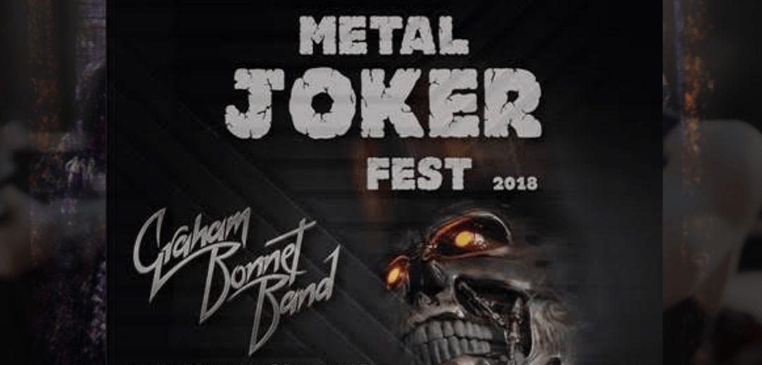 metal joker fest graham bonnet
