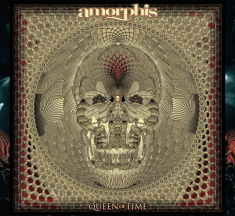 "Review. AMORPHIS -""QUEEN OF TIME"""