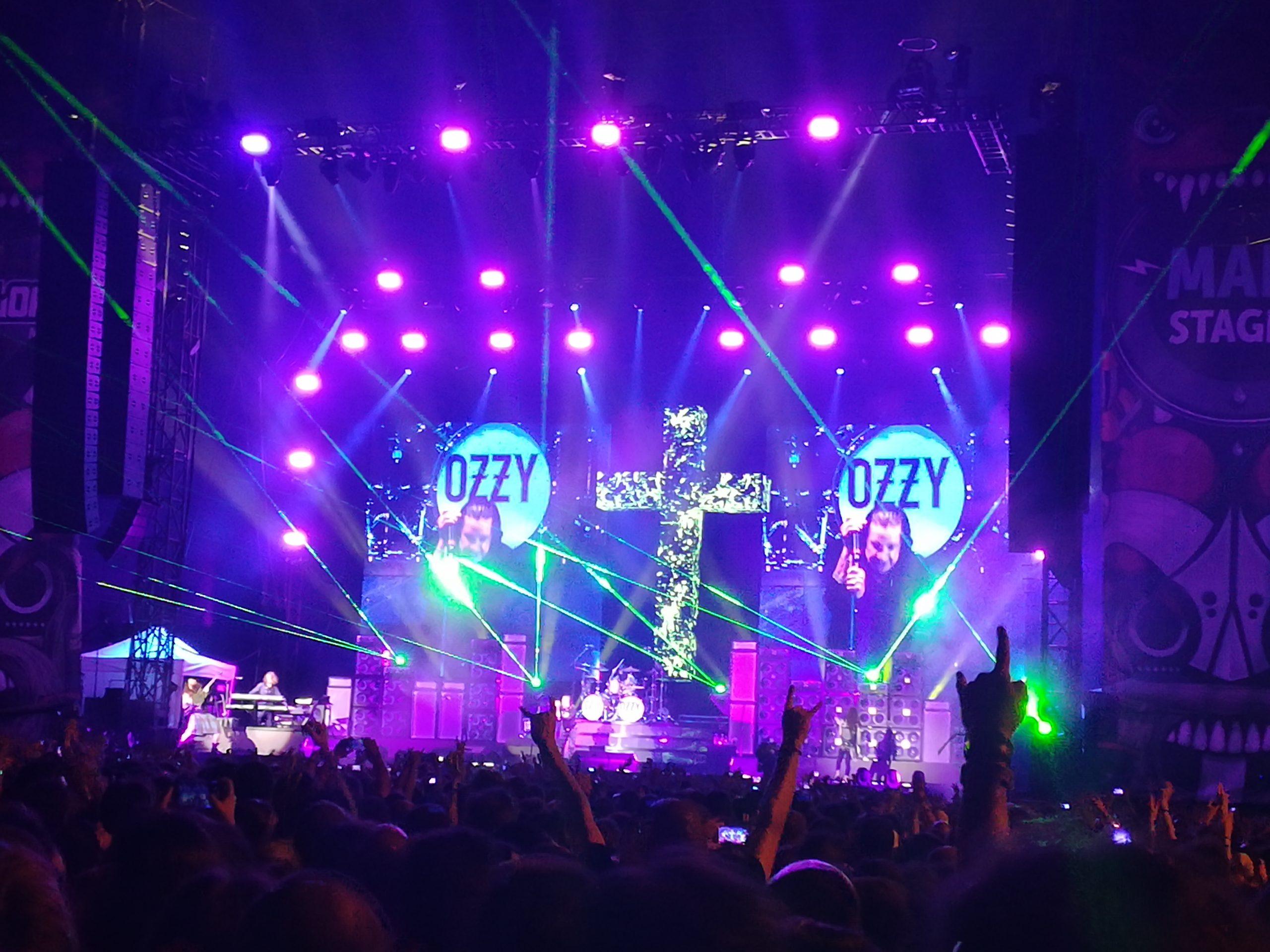 Ozzy Osbourne madrid 2018 8