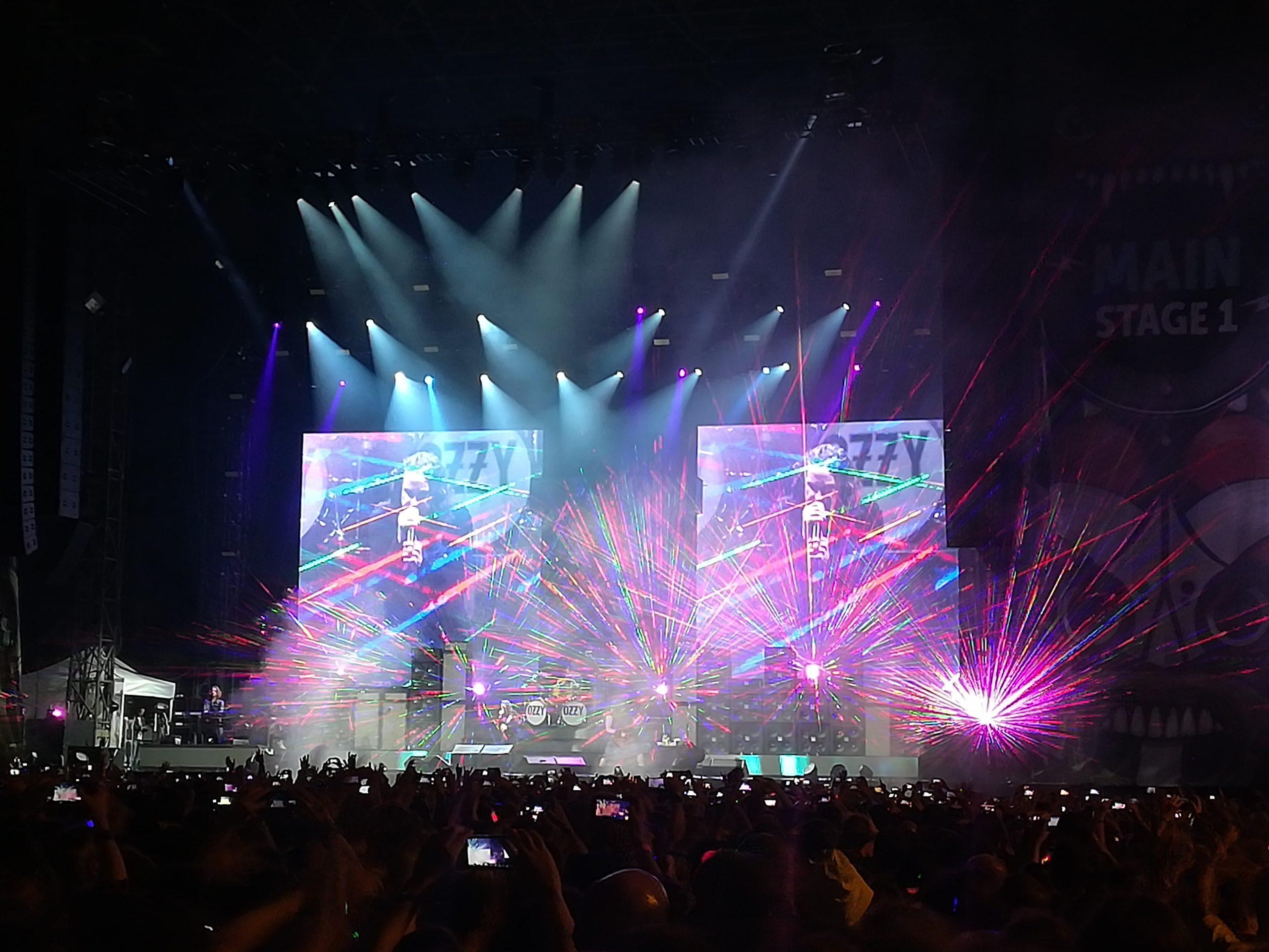 Ozzy Osbourne madrid 2018 6