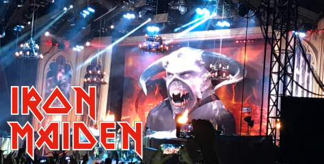 IRON MAIDEN. Los Dioses del Heavy Metal en Madrid