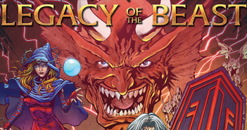legacy of the beast comic iron maiden