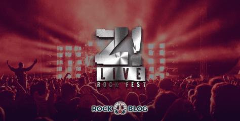 Z! LIVE ROCK FEST 2019. Primeras Confirmaciones.