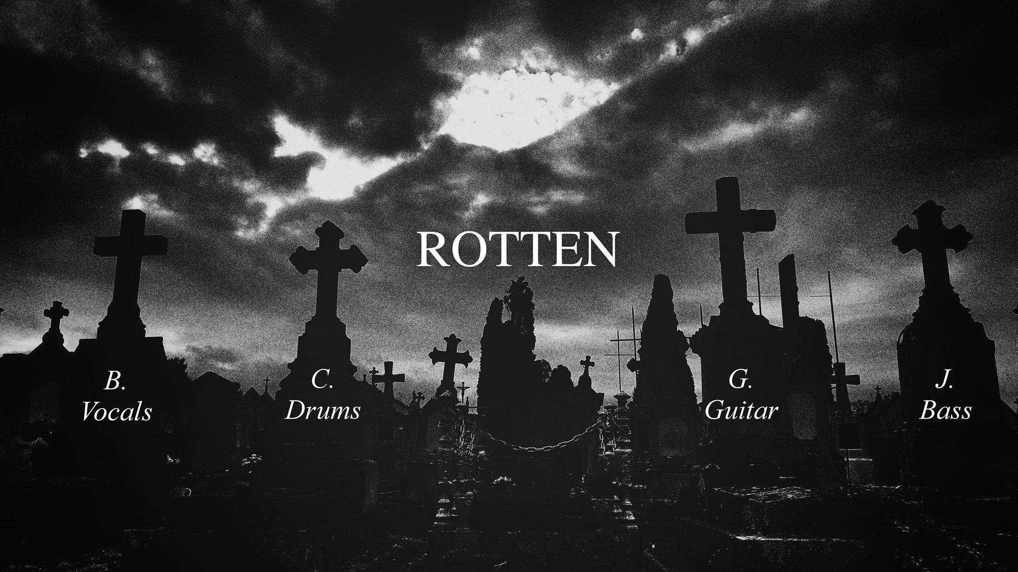 Rotten band
