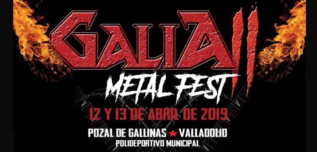 galia metal fest bandas por dias
