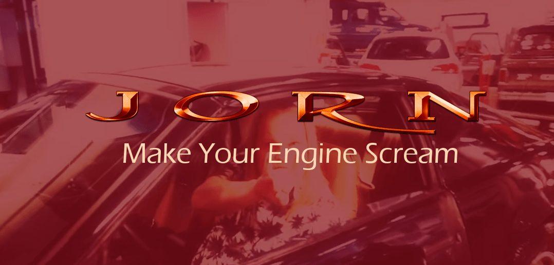 jorn make your engine scream