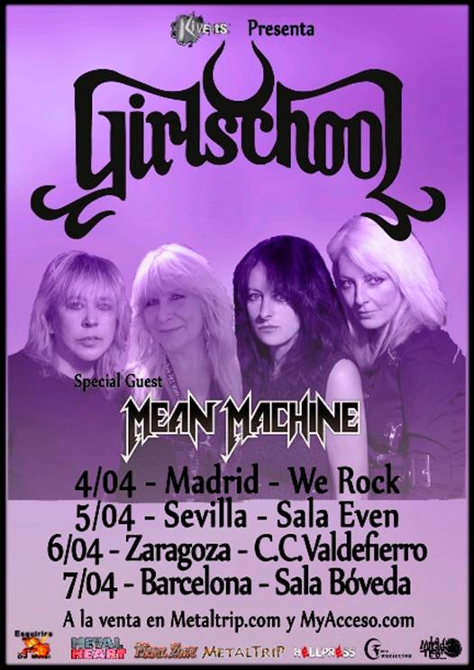cartel girlschool 2019