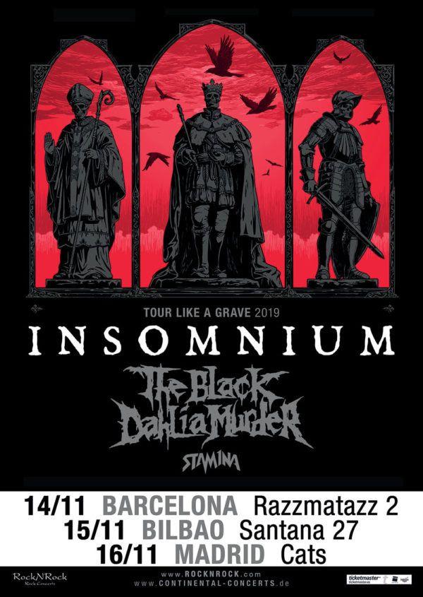 cartel insomnium black dalia