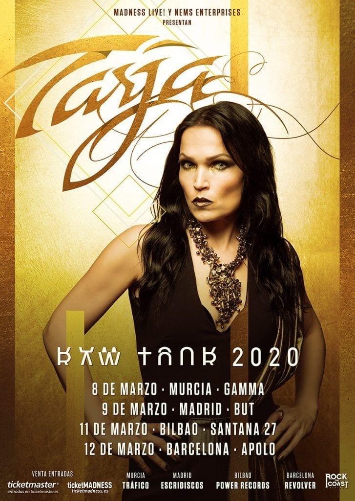 cartel tarja 2020
