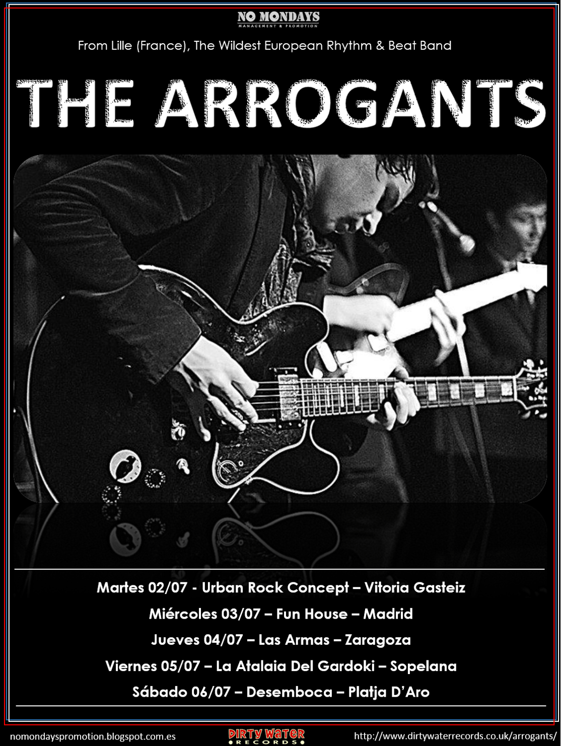 cartel the arrogants